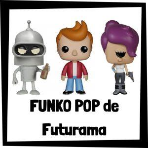Figuras FUNKO POP baratas de Futurama - Los mejores peluches de Futurama - Peluche de Futurama