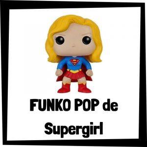 Figuras FUNKO POP baratas de Supergirl - Los mejores peluches de Supergirl - Peluche de Supergirl de DC barato de felpa