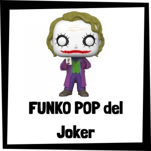 Figuras FUNKO POP baratas del Joker - Los mejores peluches del Joker - Peluche del Joker de DC barato de felpa