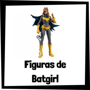 Figuras baratas de Batgirl - Los mejores peluches de Batgirl - Peluche de Batgirl de DC barato de felpa