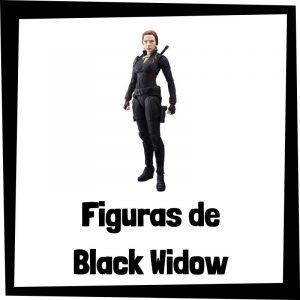 Figuras baratas de Black Widow - Los mejores peluches de Viuda Negra - Peluche de Black Widow de Marvel barato de felpa