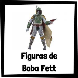 Figuras baratas de Boba Fett - Los mejores peluches de Star Wars - Peluche de Boba Fett