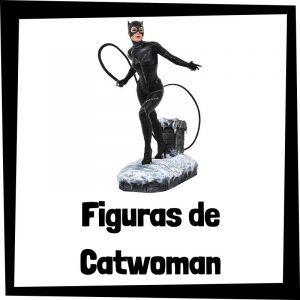 Figuras baratas de Catwoman - Los mejores peluches de Catwoman - Peluche de Catwoman de DC barato de felpa