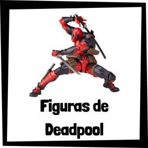 Figuras baratas de Deadpool - Los mejores peluches de Deadpool - Peluche de Deadpool de Marvel barato de felpa