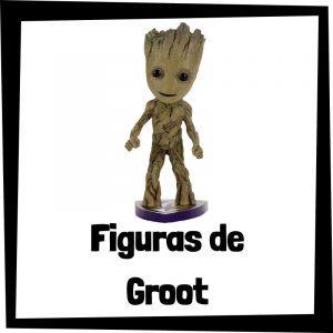 Figuras baratas de Groot - Los mejores peluches de Groot - Peluche de Groot de los Guardianes de la Galaxia de Marvel barato de felpa