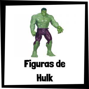 Figuras baratas de Hulk - Los mejores peluches de Hulk - Peluche de Hulk de Marvel barato de felpa