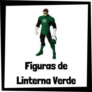 Figuras baratas de Linterna Verde - Los mejores peluches de Linterna Verde - Peluche de Linterna Verde de DC barato de felpa