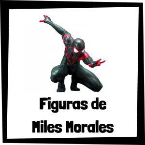Figuras baratas de Miles Morales - Los mejores peluches de Spiderman de Miles Morales - Peluche de Miles Morales de Marvel barato de felpa