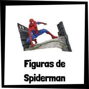 Figuras baratas de Spiderman - Los mejores peluches de Spiderman - Peluche de Spider-man de Marvel barato de felpa