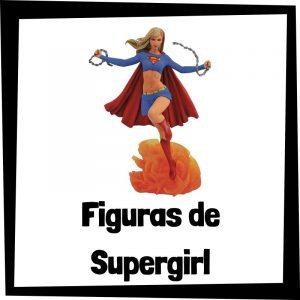 Figuras baratas de Supergil - Los mejores peluches de Supergil - Peluche de Supergil de DC barato de felpa