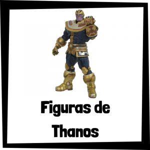 Figuras baratas de Thanos - Los mejores peluches de Thanos - Peluche de Thanos de Marvel barato de felpa