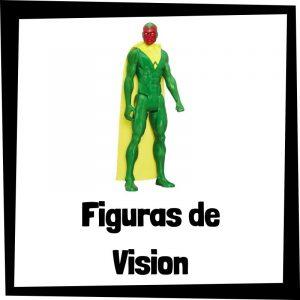 Figuras baratas de Vision - Los mejores peluches de Vision - Peluche de Vision de Marvel barato de felpa