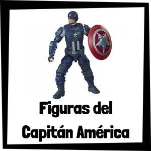Figuras baratas del Capitán América - Los mejores peluches del Capitán América - Peluche del Capitán América de Marvel barato de felpa