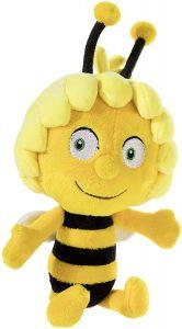 Peluche de Abeja Maya de Heunec de 18 cm - Los mejores peluches de abejas - Peluches de animales