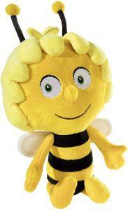 Peluche de Abeja Maya de Heunec de 30 cm - Los mejores peluches de abejas - Peluches de animales
