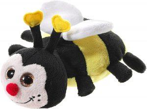 Peluche de Abeja de Heunec de 17 cm - Los mejores peluches de abejas - Peluches de animales