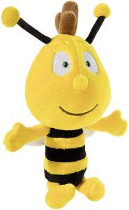 Peluche de Abeja de Heunec de 18 cm - Los mejores peluches de abejas - Peluches de animales