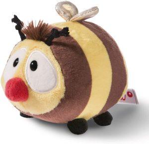 Peluche de Abeja de NICI de 10 cm - Los mejores peluches de abejas - Peluches de animales