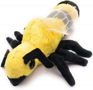 Peluche de Abeja de Onwomania de 22 cm - Los mejores peluches de abejas - Peluches de animales