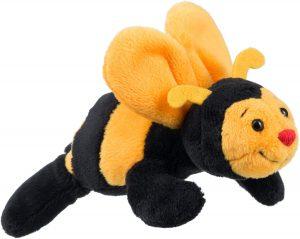 Peluche de Abeja de Schaffer de 12 cm - Los mejores peluches de abejas - Peluches de animales