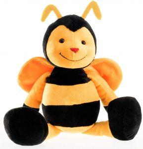 Peluche de Abeja de Schaffer de 38 cm - Los mejores peluches de abejas - Peluches de animales