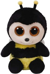 Peluche de Abeja de Ty de 15 cm - Los mejores peluches de abejas - Peluches de animales