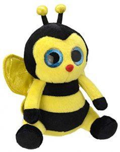 Peluche de Abeja de Wild Planet de 15 cm - Los mejores peluches de abejas - Peluches de animales