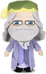 Peluche de Albus Dumbledore de 20 cm de Famosa - Los mejores peluches de Dumbledore - Peluches de Harry Potter