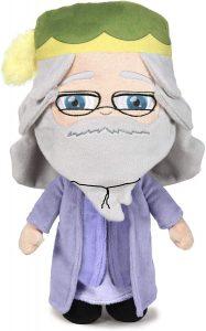 Peluche de Albus Dumbledore de 22 cm de Famosa - Los mejores peluches de Dumbledore - Peluches de Harry Potter