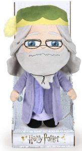 Peluche de Albus Dumbledore de 28 cm de Famosa - Los mejores peluches de Dumbledore - Peluches de Harry Potter
