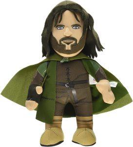 Peluche de Aragorn de 25 cm - Los mejores peluches del Señor de los Anillos - Peluches de personajes de ESDLA