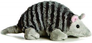 Peluche de Armadillo de Aurora de 20 cm - Los mejores peluches de armadillos - Peluches de animales