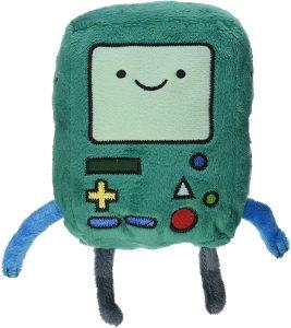 Peluche de BMO de 15 cm - Los mejores peluches de Hora de Aventuras - Peluches de personajes de Hora de Aventuras - Adventure Time