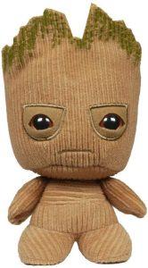 Peluche de Baby Groot de 10 cm de Funko Fabrikations - Los mejores peluches de Groot de los Guardianes de la Galaxia - Peluches de superhéroes de Marvel