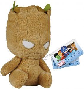 Peluche de Baby Groot de 10 cm de Funko Mopeez - Los mejores peluches de Groot de los Guardianes de la Galaxia - Peluches de superhéroes de Marvel