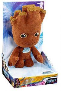 Peluche de Baby Groot de 30 cm - Los mejores peluches de Groot de los Guardianes de la Galaxia - Peluches de superhéroes de Marvel