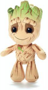 Peluche de Baby Groot de 33 cm - Los mejores peluches de Groot de los Guardianes de la Galaxia - Peluches de superhéroes de Marvel