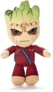 Peluche de Baby Groot de 50 cm - Los mejores peluches de Groot de los Guardianes de la Galaxia - Peluches de superhéroes de Marvel