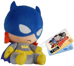 Peluche de Batgirl de 12 cm de FUNKO - Los mejores peluches de Batgirl - Peluches de superhéroes de DC