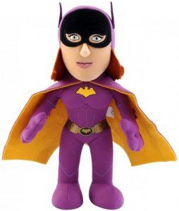 Peluche de Batgirl de 30 cm - Los mejores peluches de Batgirl - Peluches de superhéroes de DC