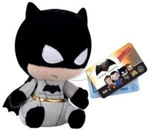 Peluche de Batman BvsS de FUNKO de DC Comics de 12 cm - Los mejores peluches de Batman - Peluches de superhéroes de DC