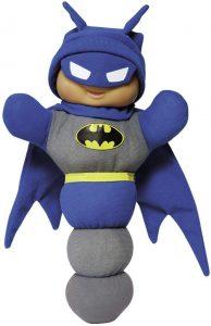 Peluche de Batman de Gusy Luz - Los mejores peluches de Batman - Peluches de superhéroes de DC