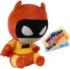Peluche de Batman naranja de FUNKO de DC Comics de 12 cm - Los mejores peluches de Batman - Peluches de superhéroes de DC