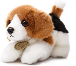 Peluche de Beagle de Aurora World de 20 cm - Los mejores peluches de beagles - Peluches de perros