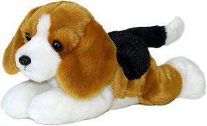 Peluche de Beagle de Aurora World de 30 cm - Los mejores peluches de beagles - Peluches de perros