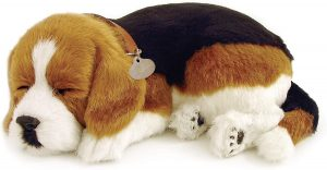 Peluche de Beagle de Perfect Petzzz de 25 cm - Los mejores peluches de beagles - Peluches de perros
