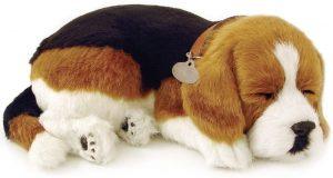 Peluche de Beagle de Perfect Petzzz de 28 cm - Los mejores peluches de beagles - Peluches de perros
