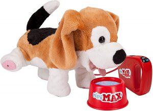 Peluche de Beagle de Pipi Max de 30 cm - Los mejores peluches de beagles - Peluches de perros