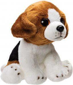 Peluche de Beagle de Suki Gifts de 13 cm - Los mejores peluches de beagles - Peluches de perros