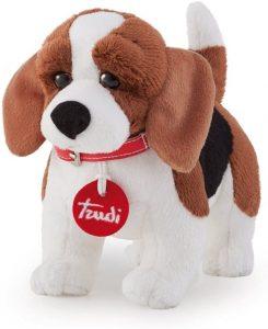 Peluche de Beagle de Trudi de 20 cm - Los mejores peluches de beagles - Peluches de perros